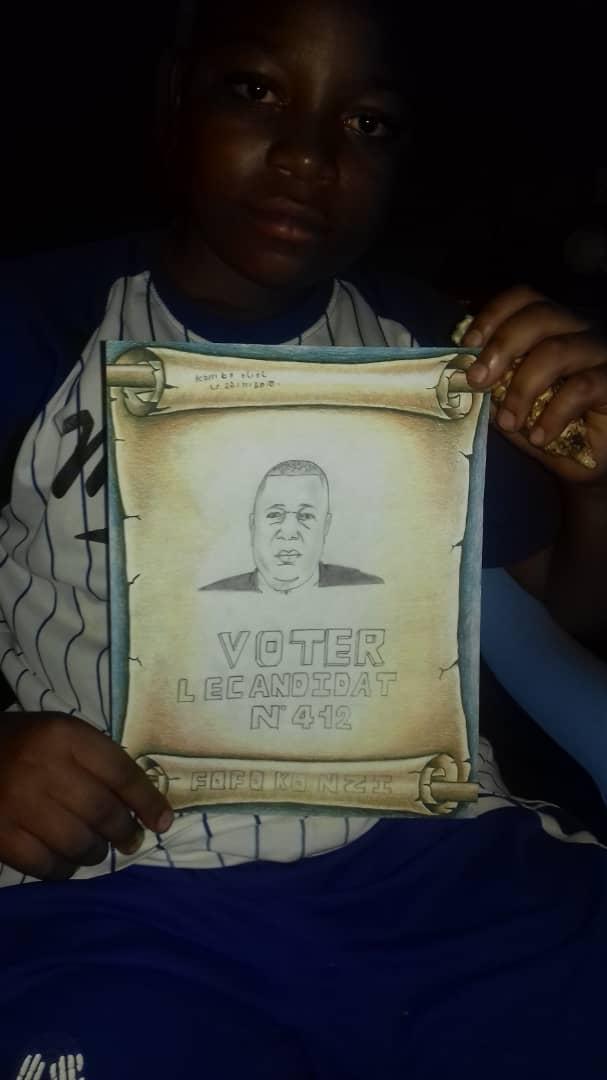 Les artistes aussi parlent de Fofo Konzi