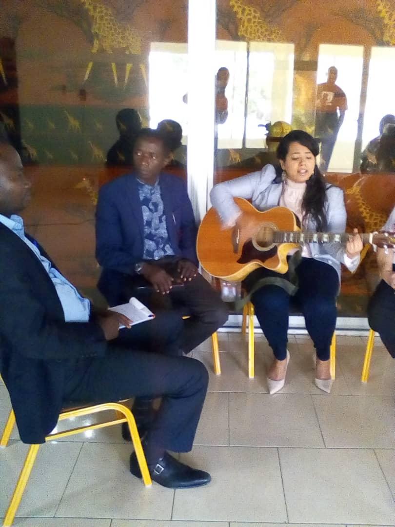 """""""Candidat Celeste"""" Joseph Maluta a une Mission lui confiée par Dieu pour sauver la RDC"""