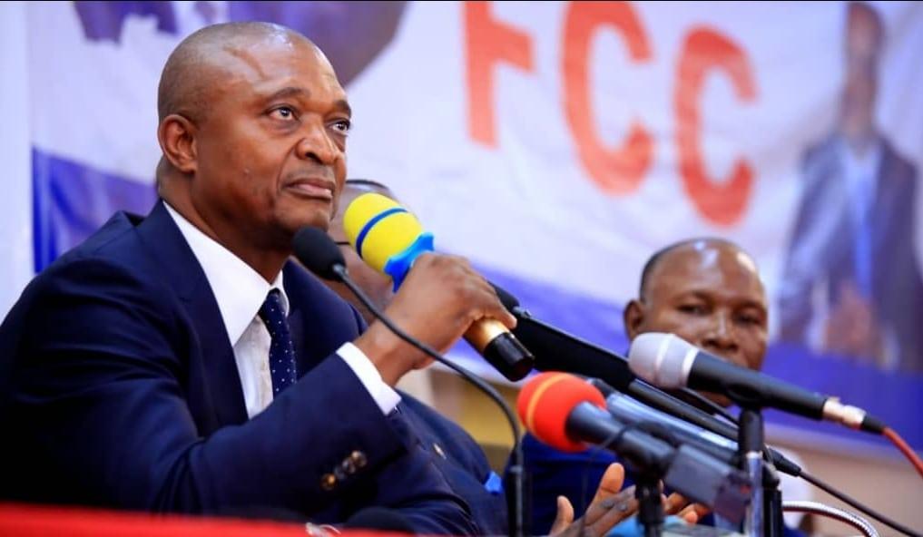 RDC:Shadary 86 milliards dans les 5 prochaines années.