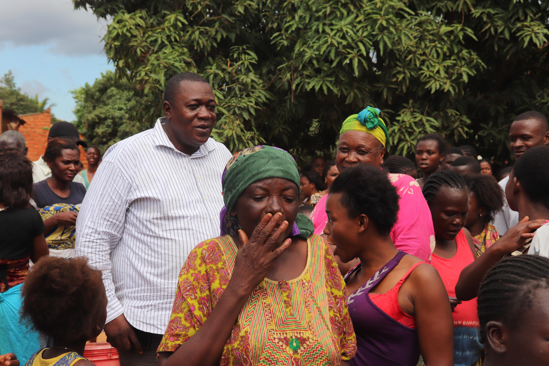 Lubumbashi- Tabacongo : Fofo Konzi Luvungu rétablit l'éclairage public
