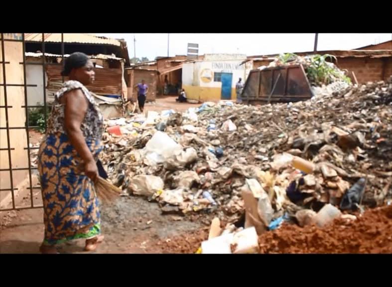Lubumbashi- environnement : le marché pirate fait bonne affaire.