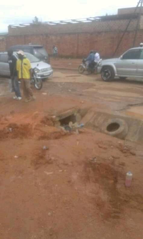 Lubumbashi-environnement : les infrastructures routières dégradées.