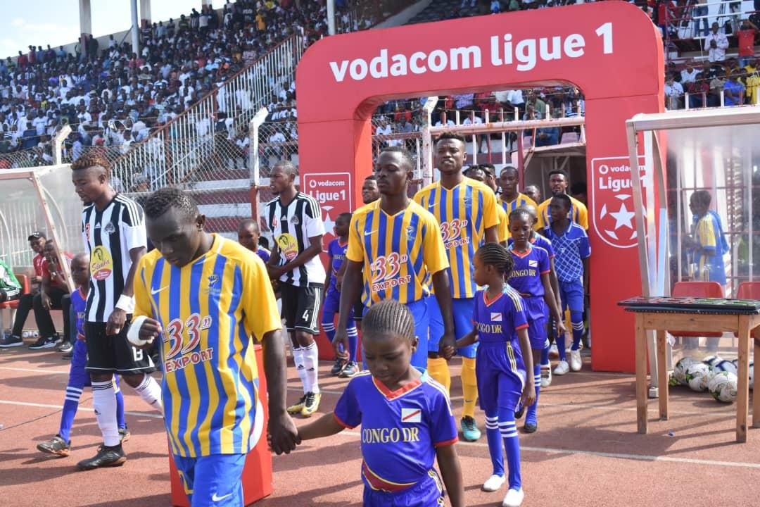 Sport-Linafoot L1 : Armand Kayembe Muyaya écroule le TP Mazembe.