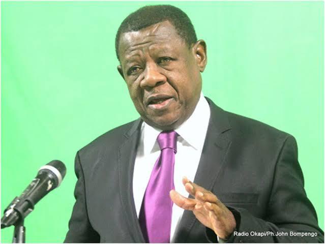 Politique- Sankuru: Lambert Mende Omalanga seul candidat gouverneur de province.