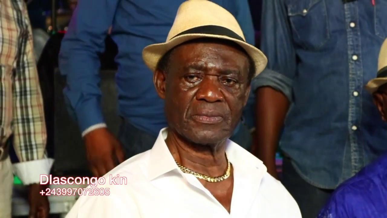 Culture-Page noire : Le poète Lutumba Simaro Masiya s'en va.