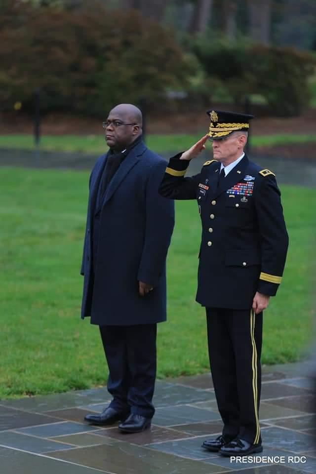 Diplomatie et cooperation: les retombées du séjour américain de Fatshi indignent le Fcc