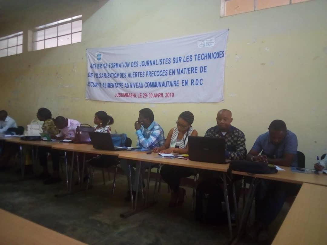 Lubumbashi – Société : Les journalistes communautaires à l'école du savoir.