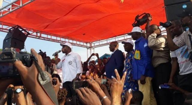 Politique-Meeting Fayulu: des contradictions en contradictions.