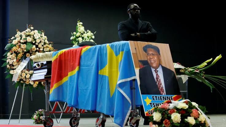 Nécrologie : La dépouille du Sphinx Étienne Tshisekedi wa Mulumba plus qu'une star en vie.