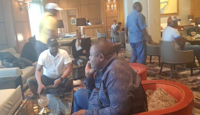 Sport/Football-CAN 2019 : Egypte vs RDC, les députés congolais s'y invitent