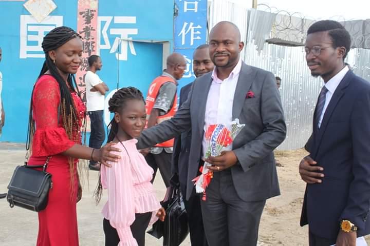 JEUNESSE : PATRICK KATENGO,PRÉSIDENT DU FORUM NATIONAL, DE LA JEUNESSE SENSIBILISE LA JEUNESSE DE L'EST POUR LA PAIX  ET LE DÉVELOPPEMENT DE LA RD CONGO.