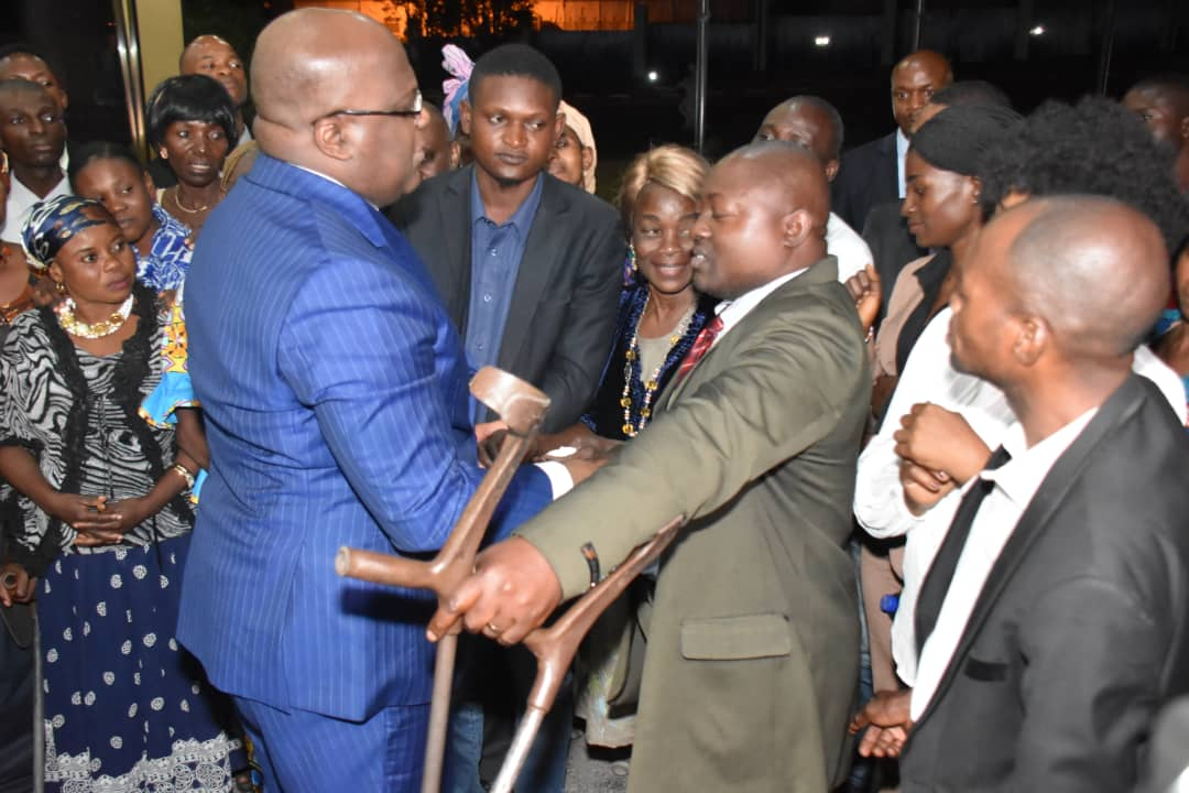 RDC: Le gouvernement ILUNGA Ilungamba  aura un ministère en charge des personnes vivant avec handicap.