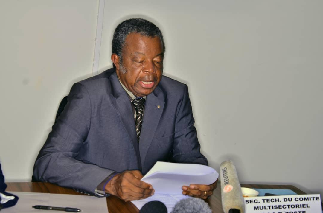 Lutte anti-Ebola : Dr Muyembe donne espoir à la RDC.