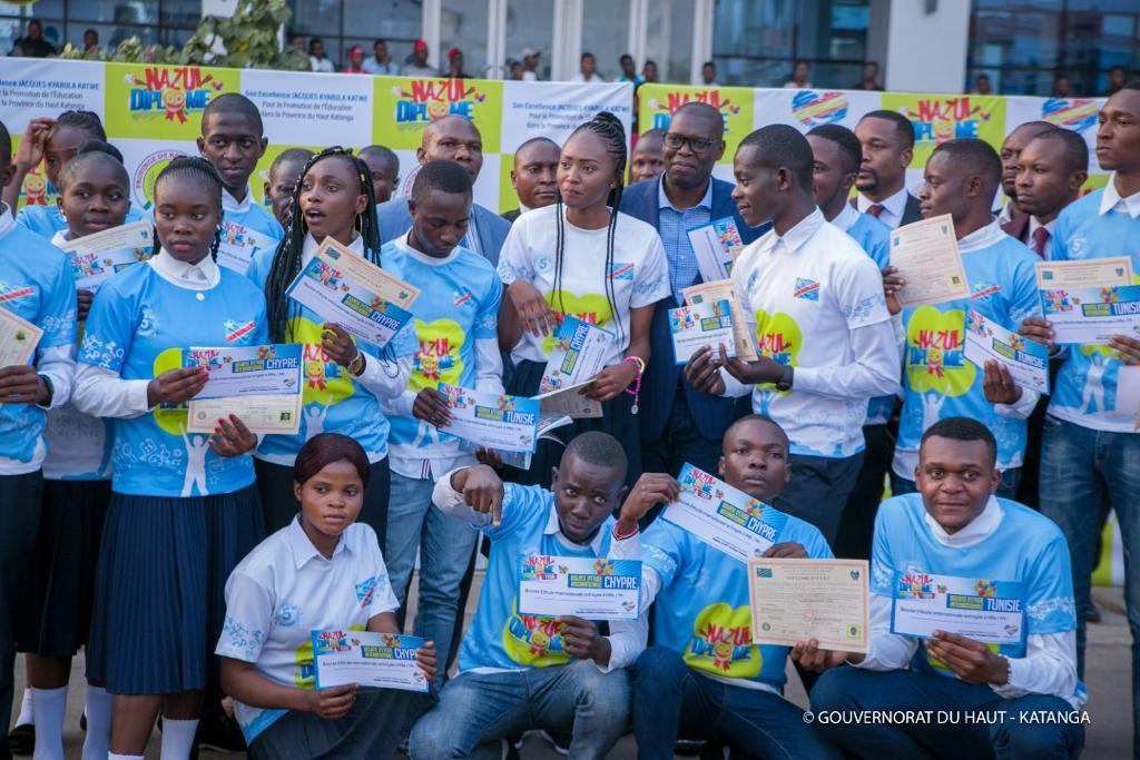 Haut-Katanga : Des bourses d'études à l'étranger pour des diplômés d'Etat, une première…