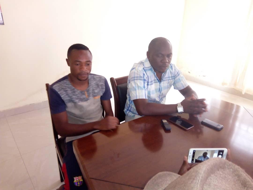 """VODACOM LIGUE 1 : """"Faire mieux que la saison passée c'est l'objectif de l'AS Nyuki"""" Todet Mbweki."""