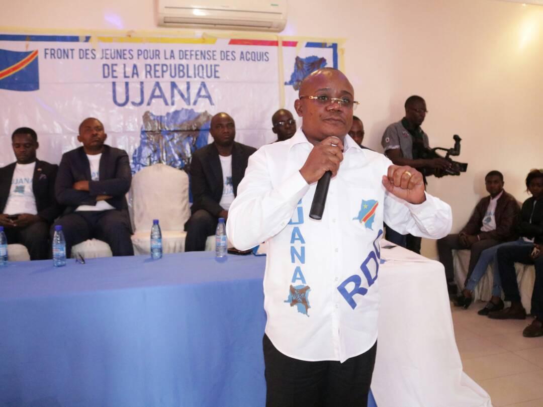 Gouvernement Ilunkamba : le Pr Dr Félix Momat Kitenge congratulé par le mouvement citoyen UJANA.