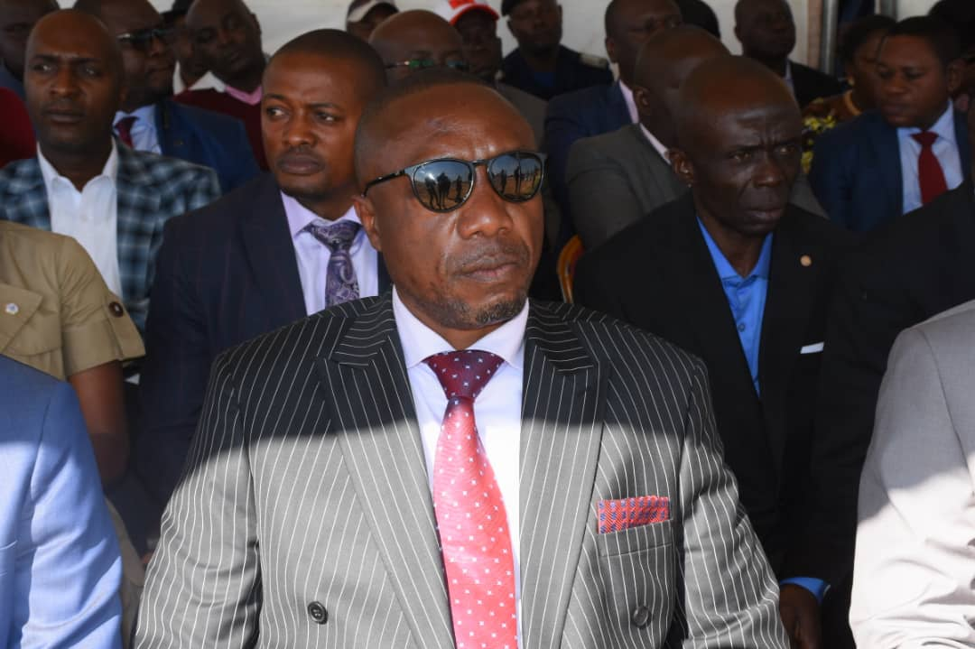 36ème édition de la COUPE DU CONGO BASKET-BALL : Le Professeur Dr Pablo Ngwej fier de la prestation des clubs du Haut-Katanga.
