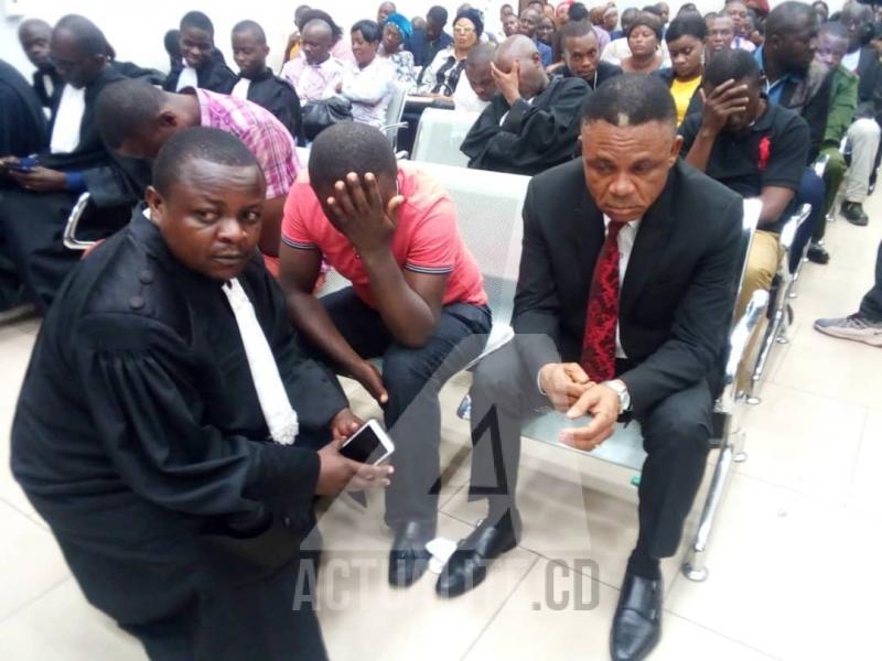 Justice : Dolly Makambo, nouveau locataire de la prison militaire de Ndolo.