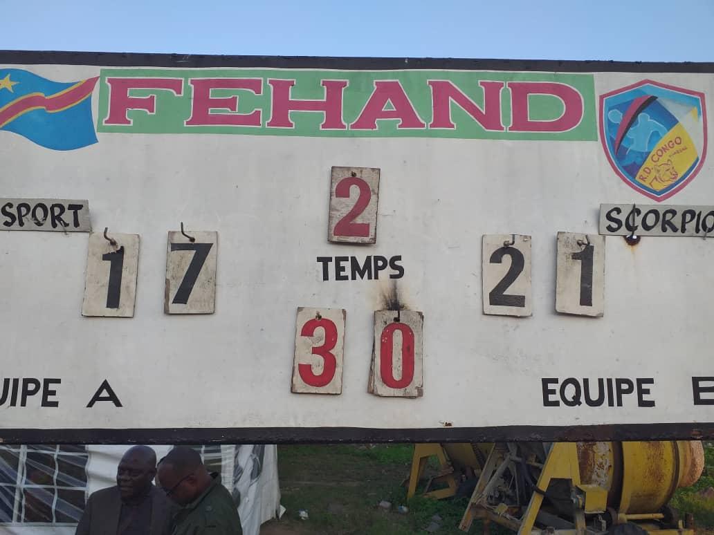 Sport/Handball-36ème coupe du Congo : La compétition reprend de nouveau.