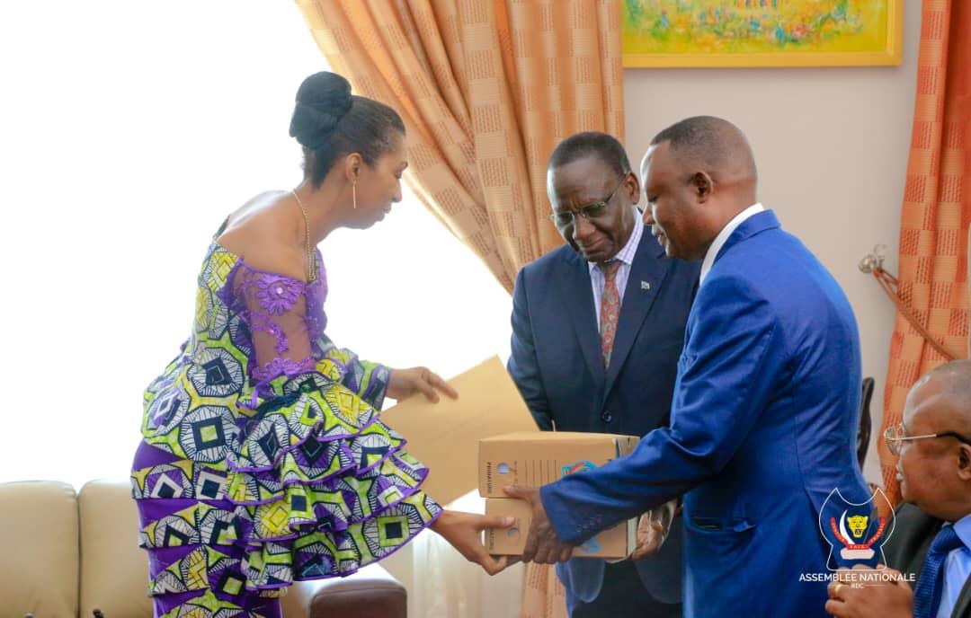 Gouvernement Ilunkamba : Le projet du budget exercice 2020 enfin déposé.
