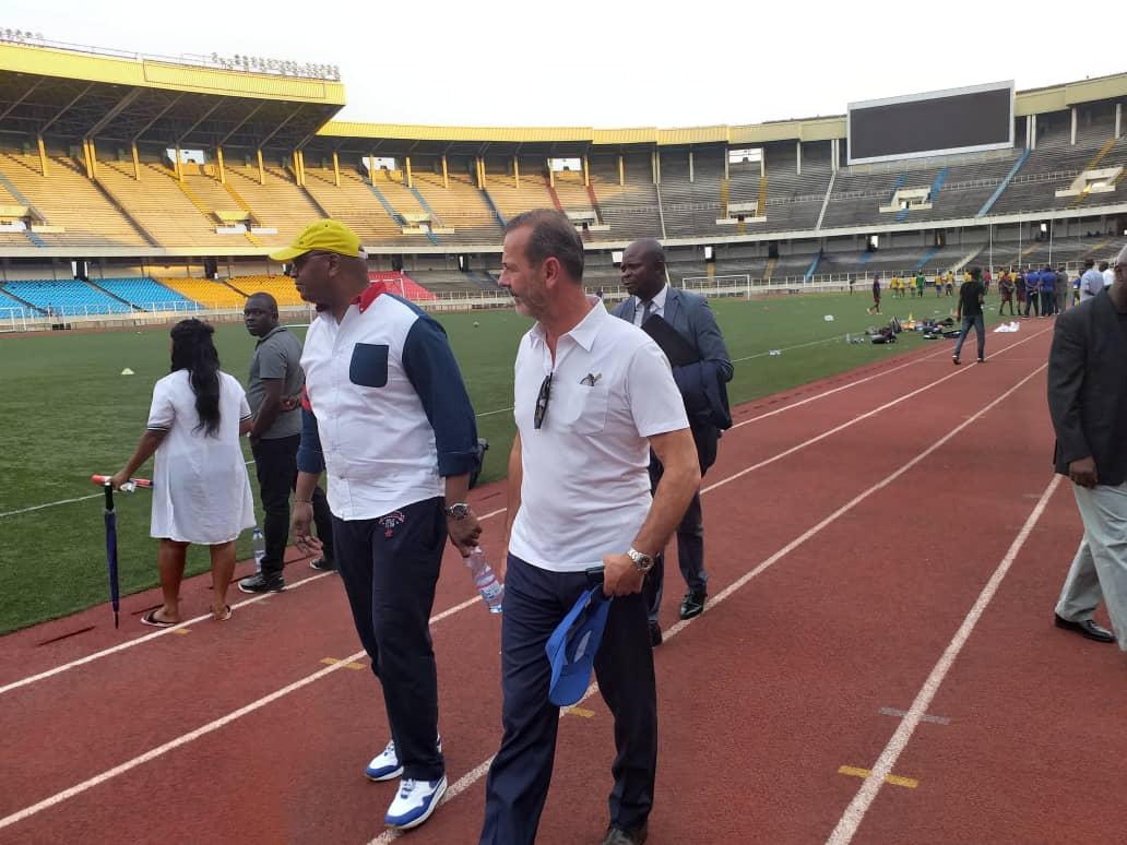 V Club vs FC St Éloi Lupopo, un match de prestige pour l'honorable Coco Mulongo,Vice-président du Club