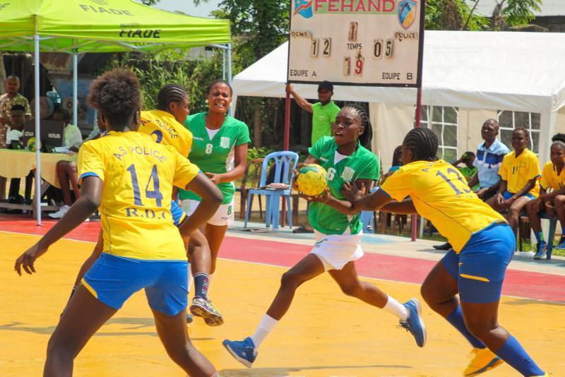Handball/36ème Coupe du Congo : Evabuka, seul contre tous, à la conquête du titre…