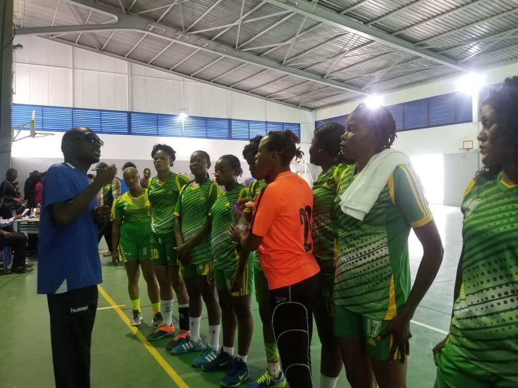 Handball/36ème coupe du Congo : Héritage conserve le titre chez les Dames.
