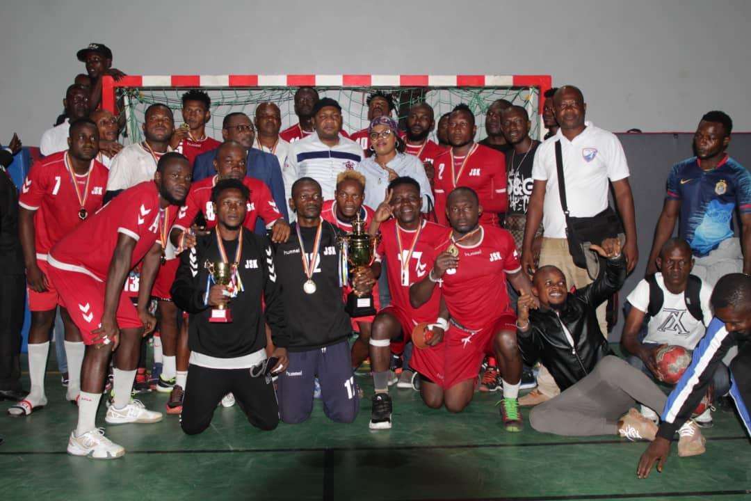 Handball/36ème Coupe du Congo : Récapitulatif des résultats Photos