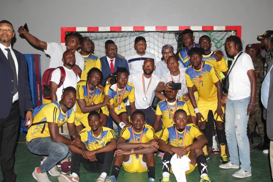 Handball/36ème Coupe du Congo : Récapitulatif des résultats