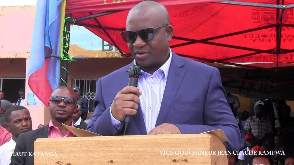 Haut Katanga/ infrastructures : Les travaux de réhabilitation de la route kasumbalesa-sakania lancés.