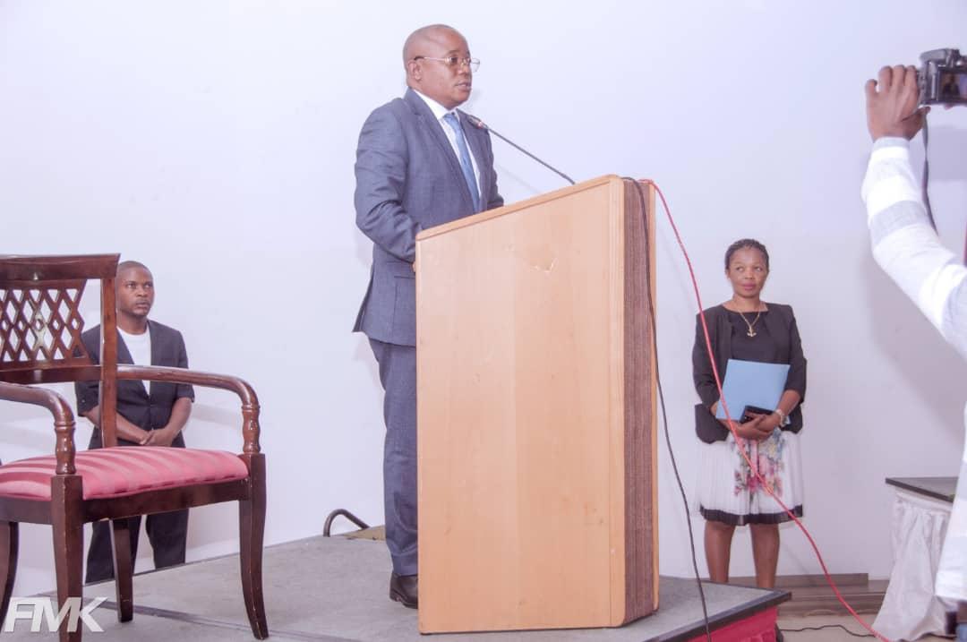 Société congolaise de gynécologie et d'obstétrique (SCOGO) : Le Professeur Dr Félix Kitenge wa Momat lance le 9ème congrès.