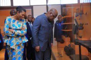 Le Musée national de la République  Démocratique du Congo à Kinshasa inauguré.