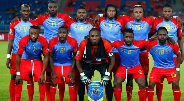 Classement FIFA : La RDC chute au classement du mois de Novembre 2019.