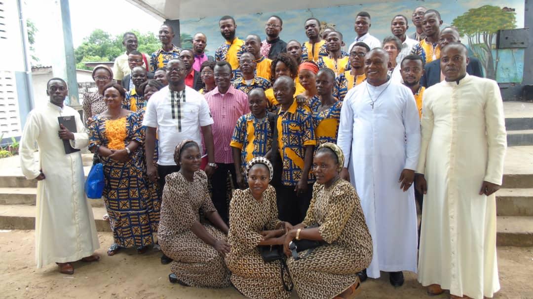 ESPT/ Kinshasa : Les écoles claretaines approuvent la gratuité de l'enseignement primaire.