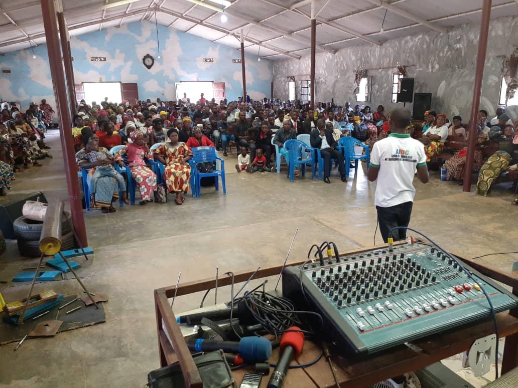 Lualaba/ Lutte contre le choléra : l'ONG AJDC s'en va en guerre…