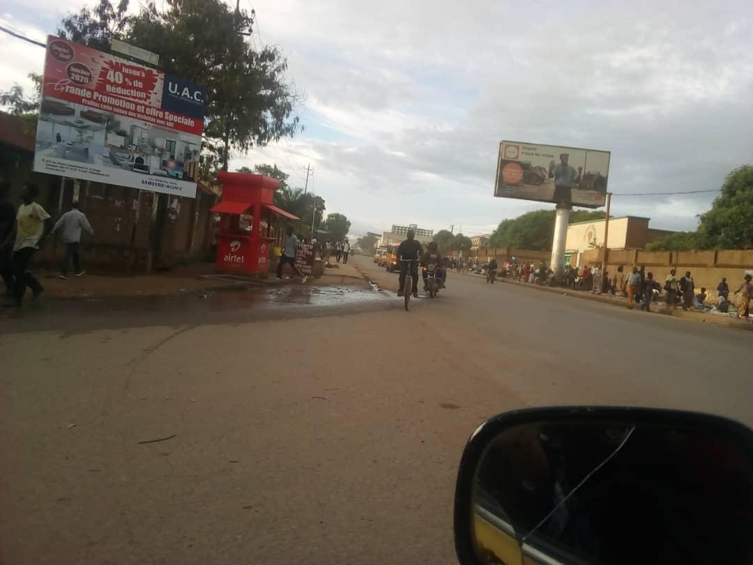 Lubumbashi : Les routes en expiration en urgente réhabilitation en 2020.