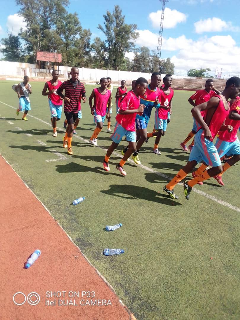 Ligue Nationale de Football des Jeunes (LINAFJ)/Championnat national U17 : Lancement de la 2ème phase  dans la Zone de développement Centre-Sud .