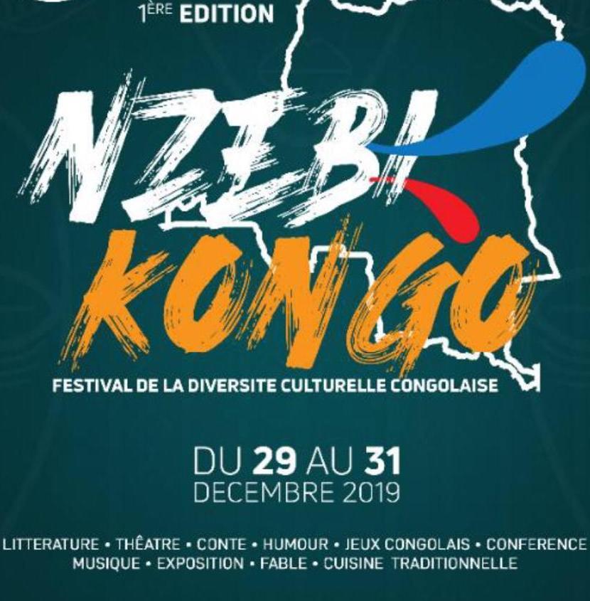 """Kinshasa : Le musée national accueille la 1ère édition du festival """"NZEBI KONGO"""""""