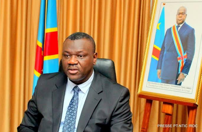 PT-NTIC : Augustin Kibassa Maliba prône pour la numérisation de ses services.