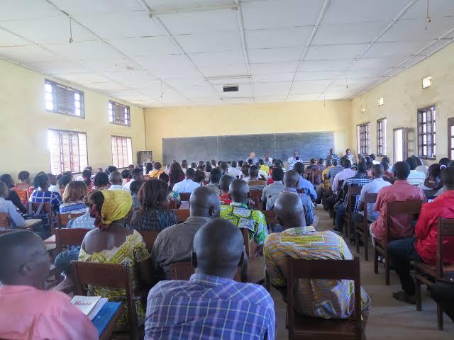 Tanganyika : Bientôt un comité des étudiants de Kongolo.
