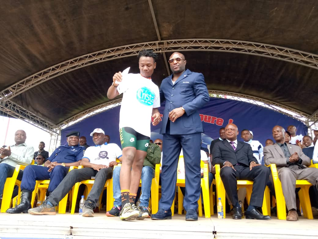 Cyclisme / Ligue du Katanga : Nanou Memba et l'Entente de Lubumbashi, les meilleurs de la saison