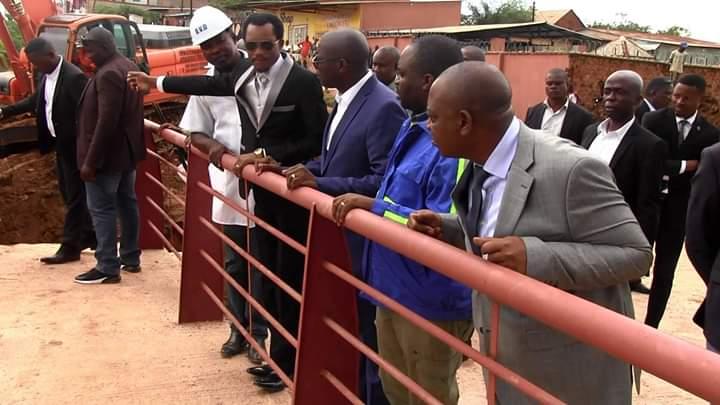 Lubumbashi : Infrastructures en marche, bientôt le pont Biayi opérationnel.