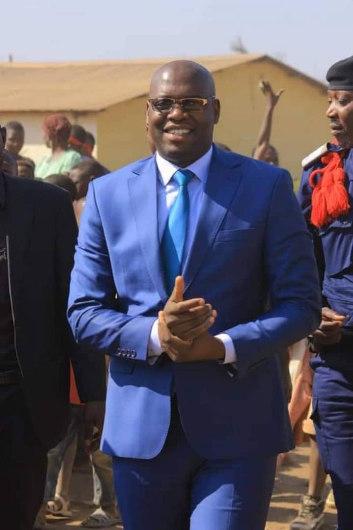 Haut-Katanga: Le gouverneur de province Kyabula rabiboche les kassapards