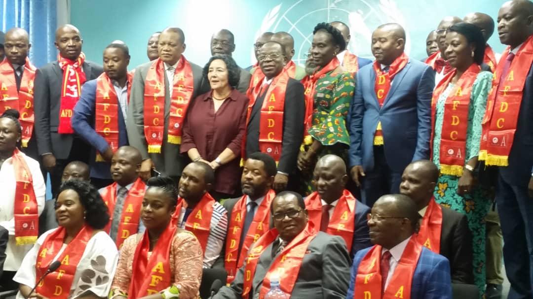 Kinshasa / dédoublement de l'AFDC-A : Leila Zerrougui saisi par Modeste Bahati Lukwebo de l'affaire, mauvaise procédure du combat assidu??.