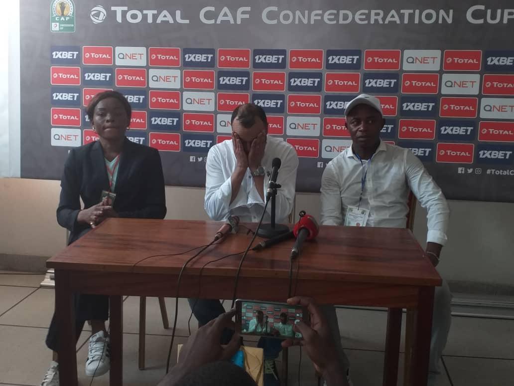 Interclubs CAF/ J4 C2 : Une victoire étriquée devant Renaissance Berkane qui relance DCMP.