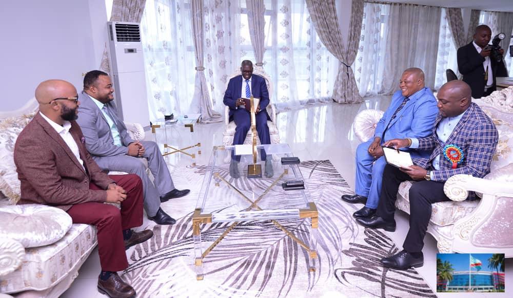 Haut-Katanga / Gouvernorat de province : La sécurité au cœur de l'audience accordée à quelques députés.