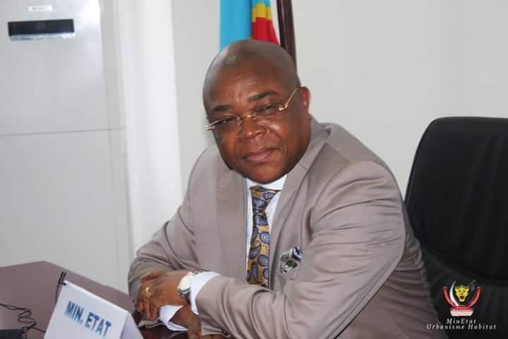 Ministère de l'urbanisme : Pius MUABILU confirme l'application de la loi sur les baux à loyer pour 2020.