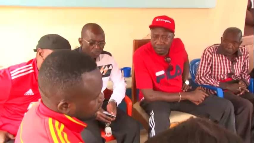 Haut-Katanga: Pablo NGWEJ à la recherche de la vérité dans la population victime.