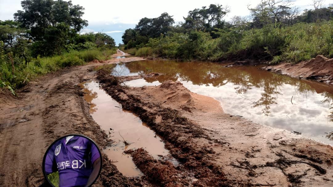 MANONO : Le réseau routier en reelle agonie.