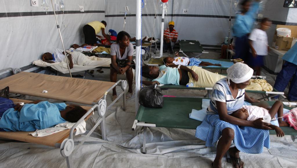 Kolwezi : L'épidémie de choléra en phase d'être éradiquée.